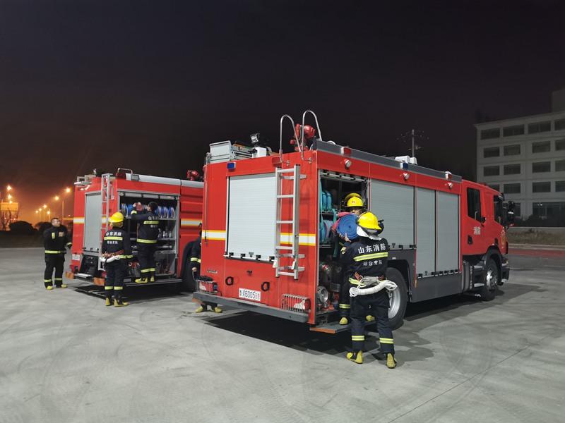 莱山消防2