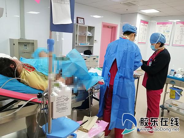 众志成城抗疫情 滨医烟台附院产科巾帼安全迎接新生命的到来!