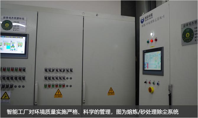 23-智能工廠對環境質量實施嚴格管理