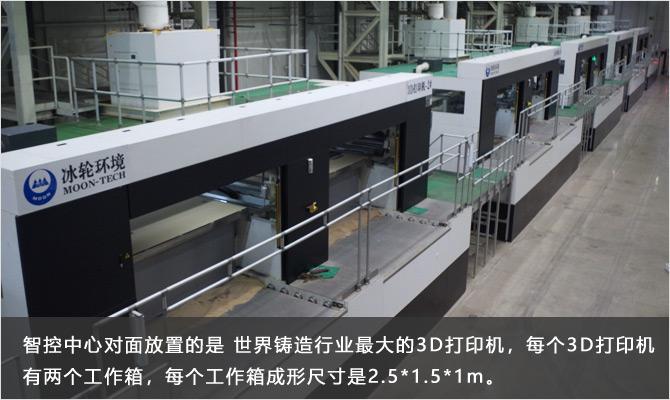 09-智控中心對面放置的是-世界鑄造行業最大的3d打印機