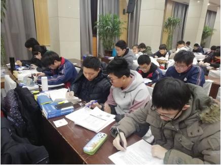 2019级化竞队员济南培训
