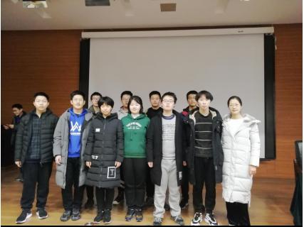 2019级化学竞赛获奖队员