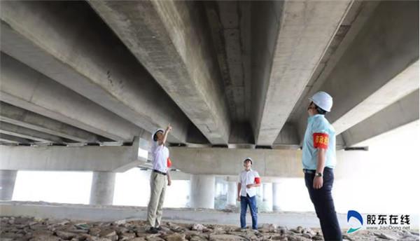 金山路(上泽线)路面大修及过路管线工程已完成
