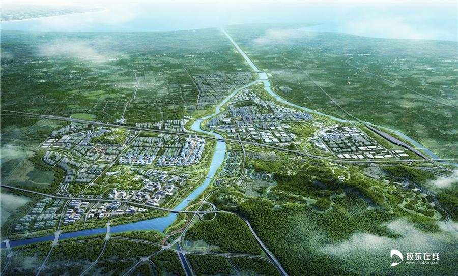 �A河新城