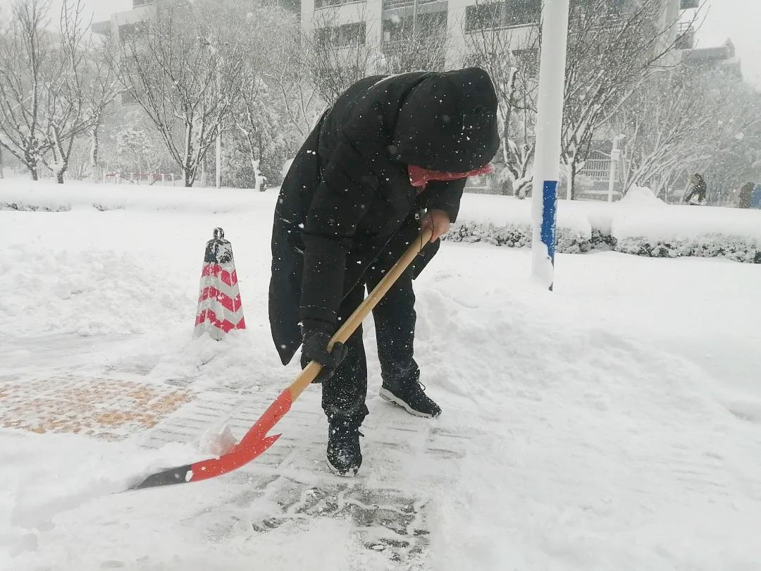 2.战冰雪,清盲道