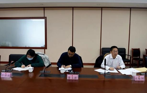 天富官网测速地址烟台市中院来高新区法院开展人事争议案件办理专题培训