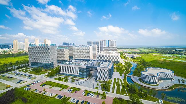2.山东国际生物科技园