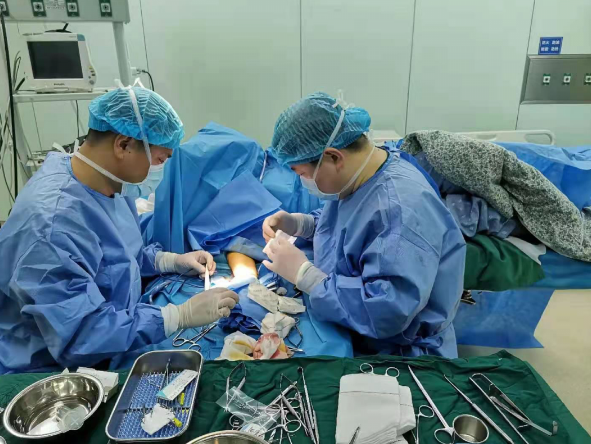 天富官网测速地址血管通路 烟台业达医院为尿毒症患者打造一条生命线