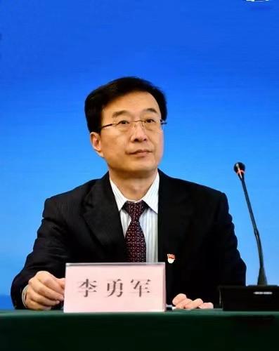市科学技术局党组书记、局长  李勇军_副本