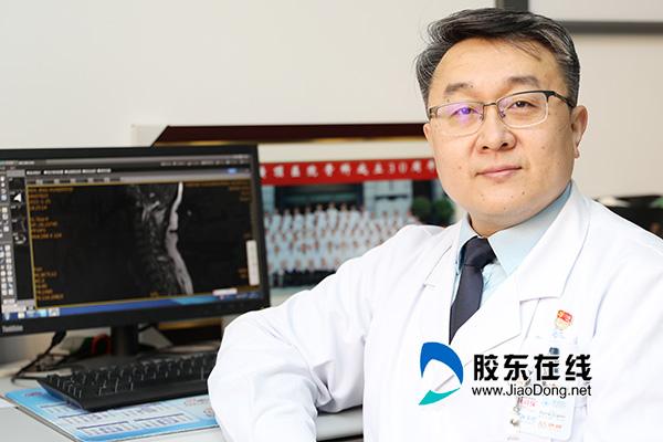 烟台毓璜顶医院脊柱外科专家吕宏琳
