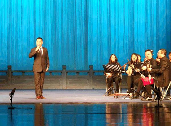 现代京剧演唱会