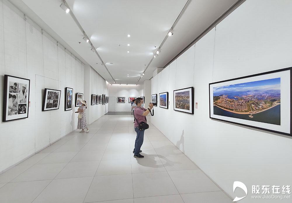 02烟台市庆祝中国共产党成立100周年摄影展