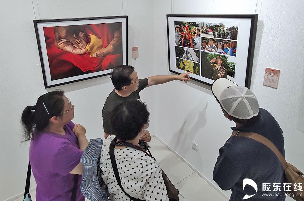 03烟台市庆祝中国共产党成立100周年摄影展